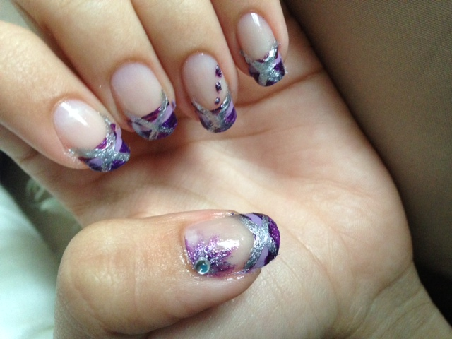 My Work Nails By Jenztyle